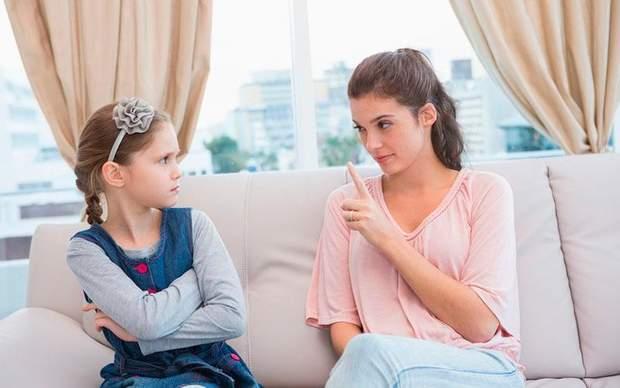 Не сваріть дитину, спокійно поясніть, що це погані слова
