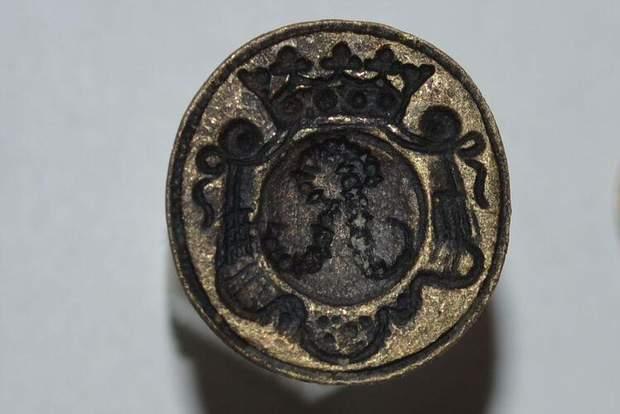 волинь печатка 19 століття
