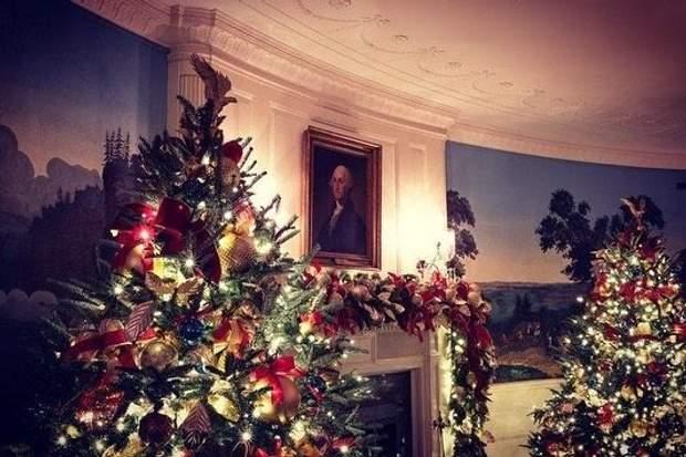 Меланія Трамп прикрасила резиденцію