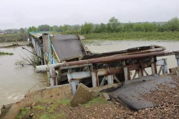 міст калуський район
