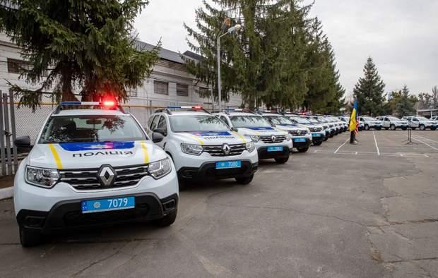 сша поліція авто
