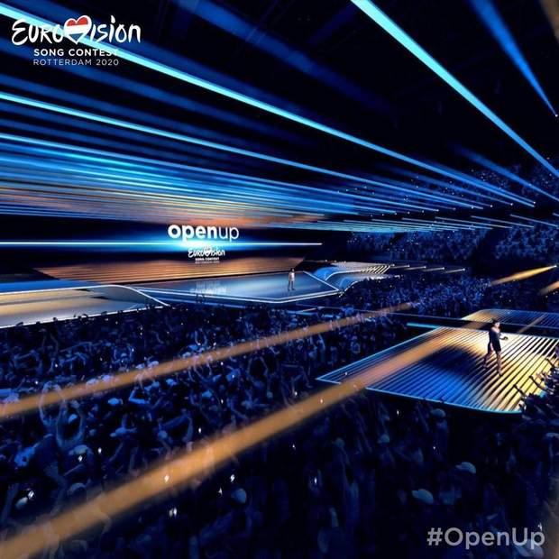 Як виглядатиме сцена Євробачення-2020