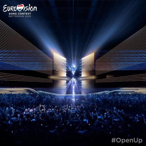 Євробачення-2020: головна сцена шоу