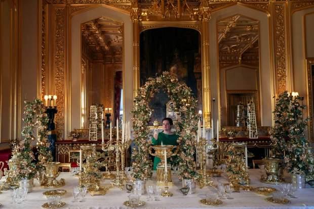 Віндзорський замок прикрасили до Різдва