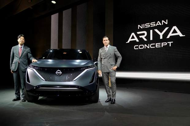 Автошоу в Токіо: яку нову модель представила компанія Nissan