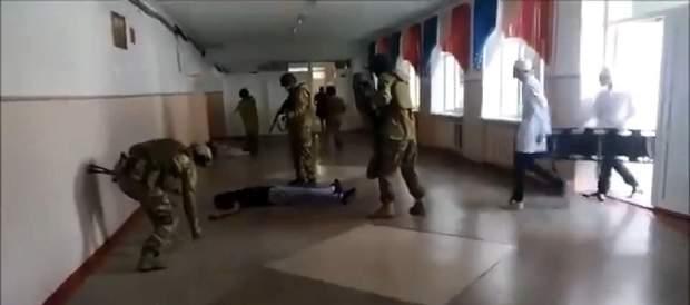 Крим пропаганда мілітаризація війна анексія