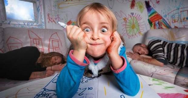 Діти можуть вередувати через брак уваги