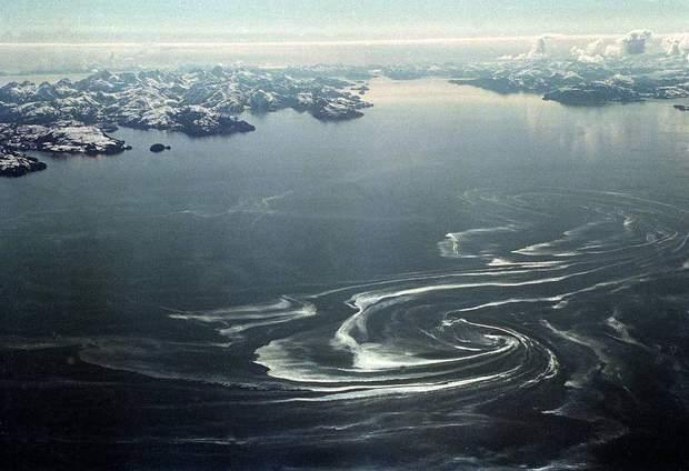 Нафта аварія танкер