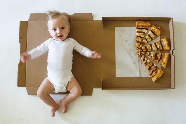 П'ятий місяць хлопчика