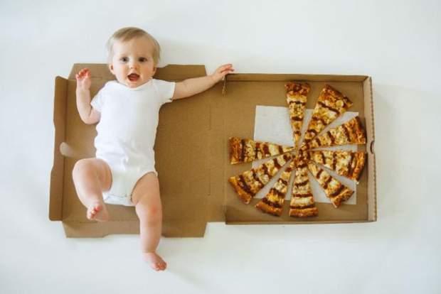 Дев'ятий місяць хлопчика
