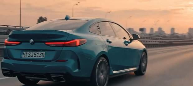 BMW реклама Київ