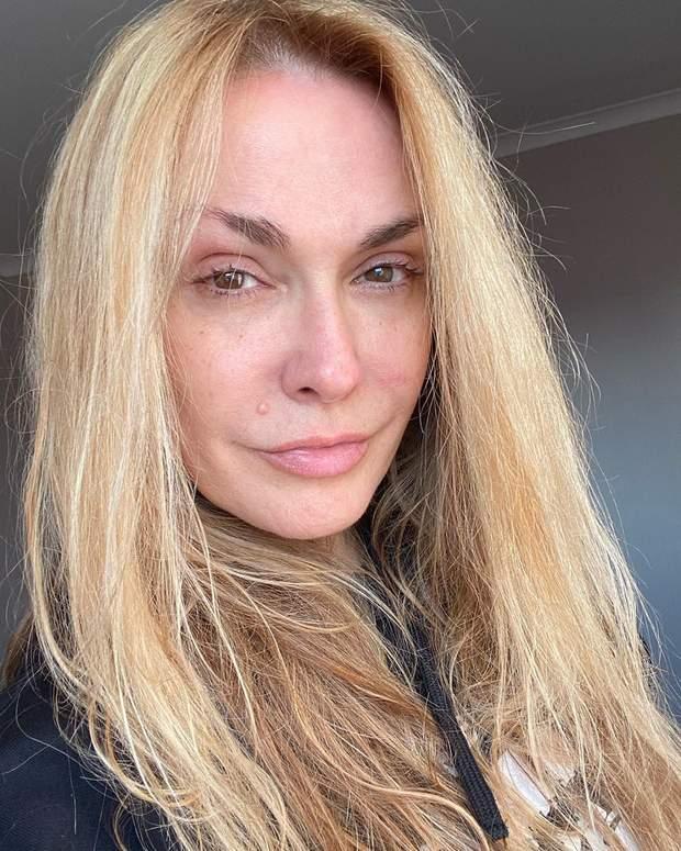 Як Ольга Сумська виглядає без макіяжу та фільтрів