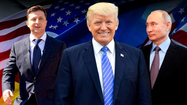 Чи буде успішним новий формат Україна – Росія – США