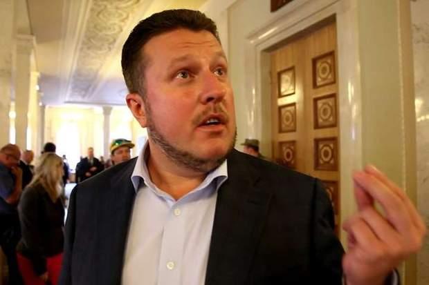 Народний депутат Антон Яценко