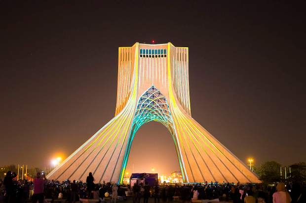тегеран вежа свободи