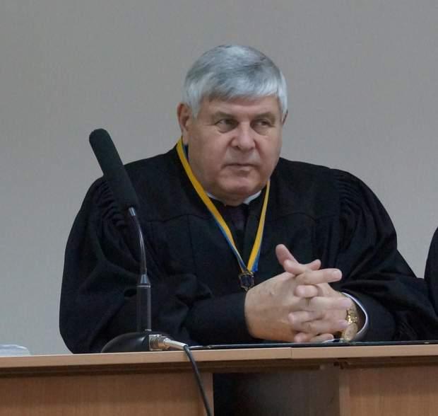 пономаренко суддя рада правосуддя