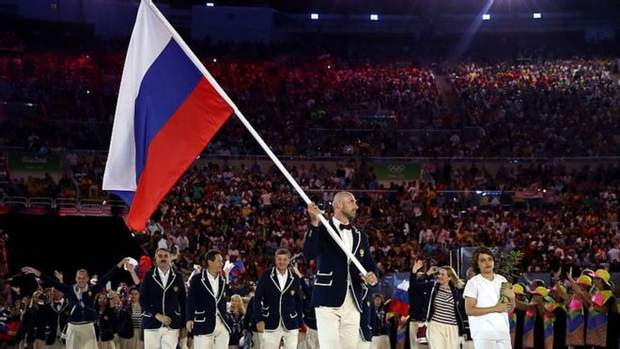 росія рф не допуск до змагань