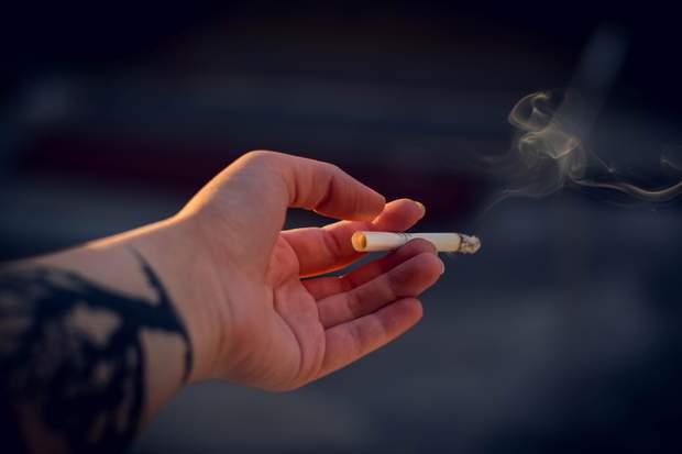 Куріння основний фактор виникнення раку легенів