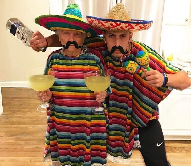 Цікавий дует у мексиканському стилі