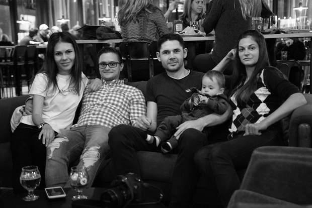 Сім'ї переїхали в США
