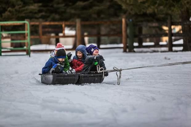 Як вберегти дитину взимку