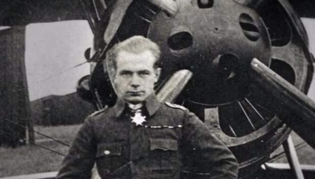 Ернст Удет Німеччина авіація Друга світова війна