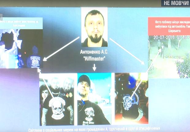 Шеремет, поліція, вбиство, Аноненко, слідство, розслідування