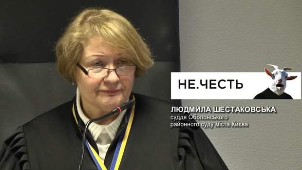 Людмила Шестаковська