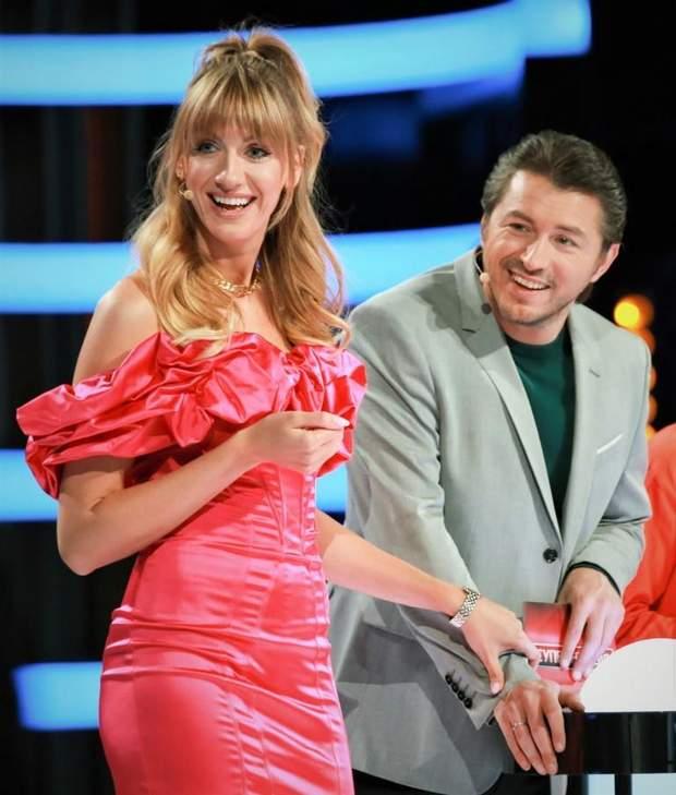 Леся Нікітюк знялась у шоу
