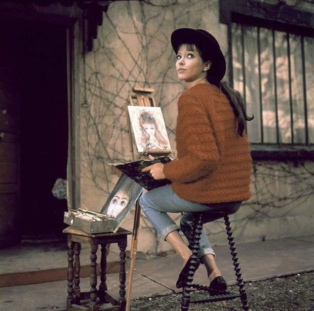 Анна Каріна – легенда французького кіно