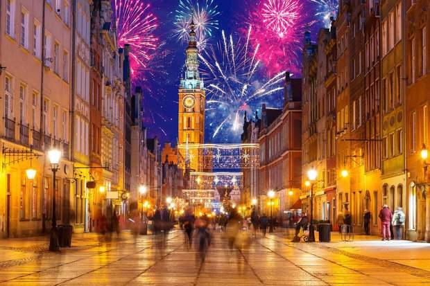 Новий рік-2020 за кордоном: де зустріти у Європі