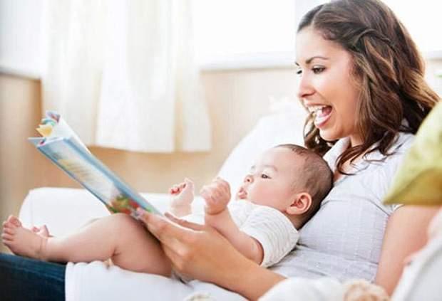 Навчити дитину говорити