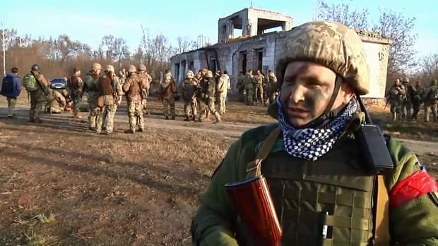 Військові навчання НАТО В'ячеслав Залізняк