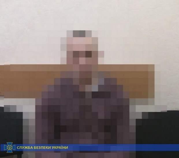 СБУ, затримання, Росія, вербування