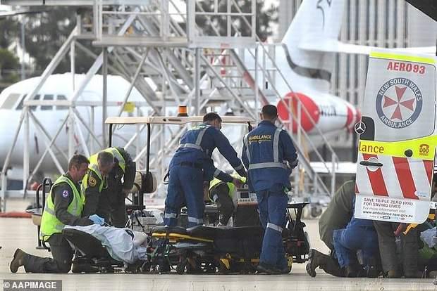 Порятунок постраждалих від виверження вулкану в Новій Зеландії