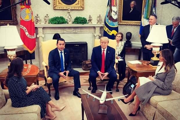 Офіційний прийом у Білому домі