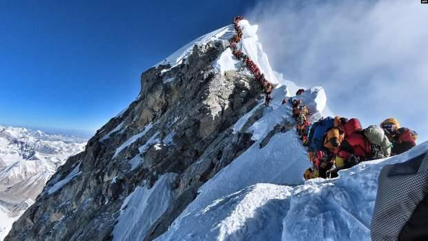 Черга Еверест