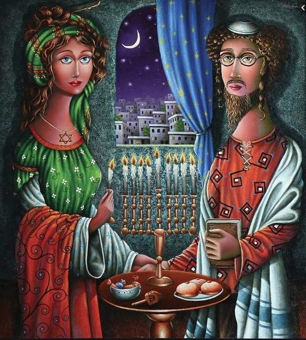 Картинки зі святом Ханука