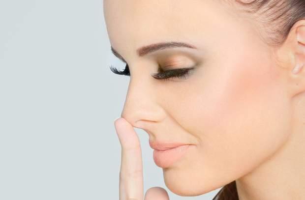 Наслідки кривої носової перегородки