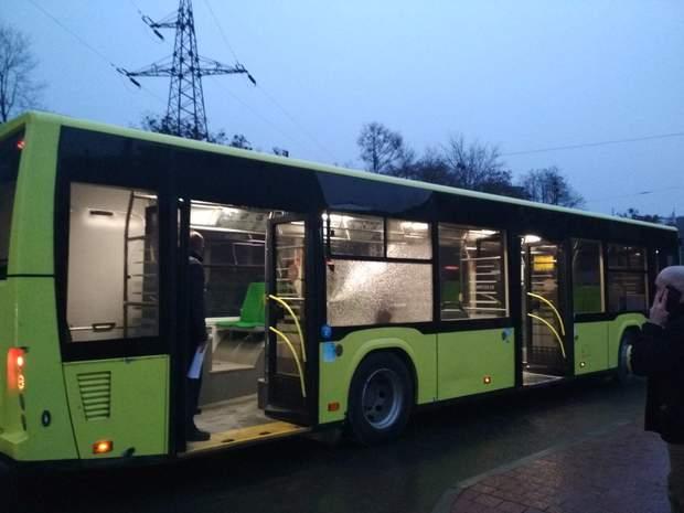 автобус розстріл львів