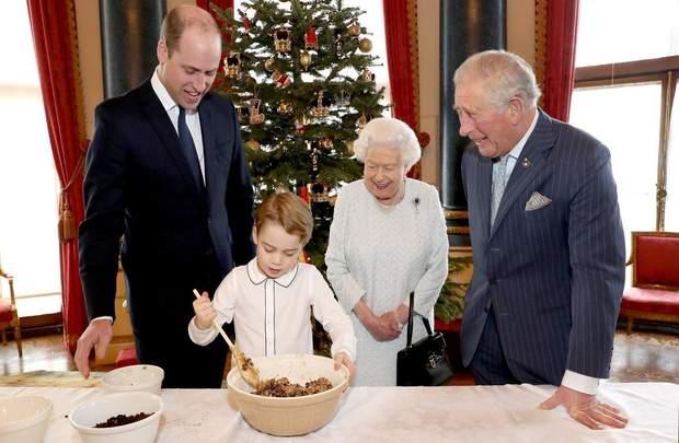 Королівська родина Ведликобританії