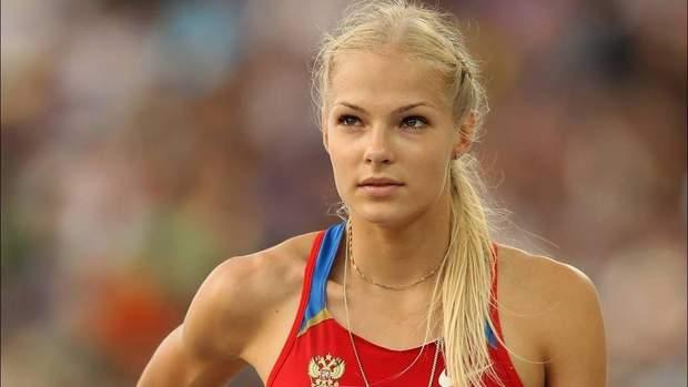 Дар'я Клішина Росія допінг скандал легка атлетика спорт