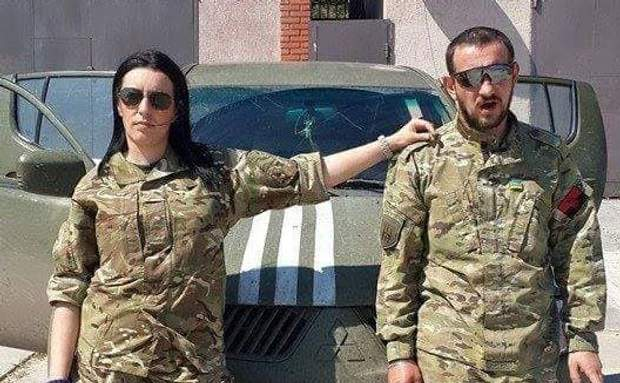 Інна Грищенко Владислав Грищенко вбивство Павла Шеремета