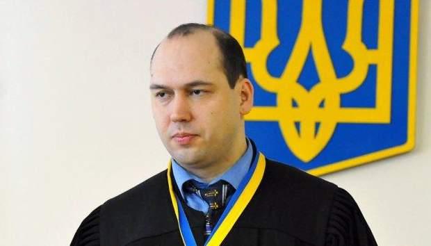 Суддя Сергій Вовк Справа Павла Шеремета