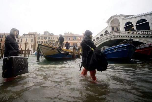 Повінь у Венеці 2019