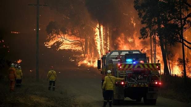 Пожежі в Австралії 2019