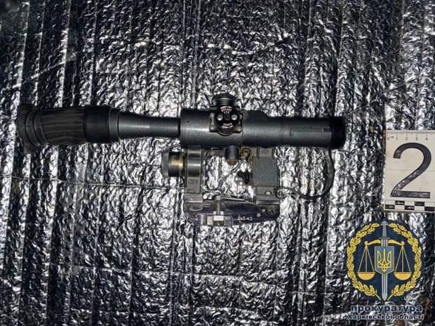 вогнепальна зброя Харків бійка