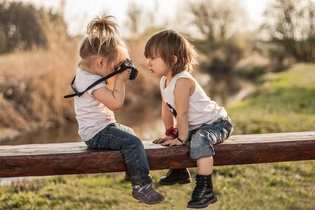 Дружба дітей