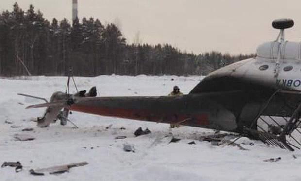 росія вертоліт