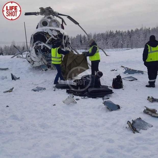 вертоліт росія